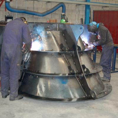 Steel Fabrication Services Northern Ireland