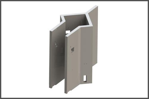 Precast Concrete Steel Moulds