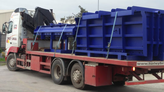 Turley Bros Septic Tank Concrete Moulds