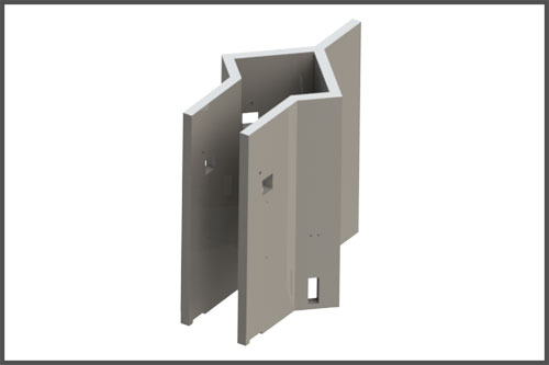 Precast Concrete Steel Moulds