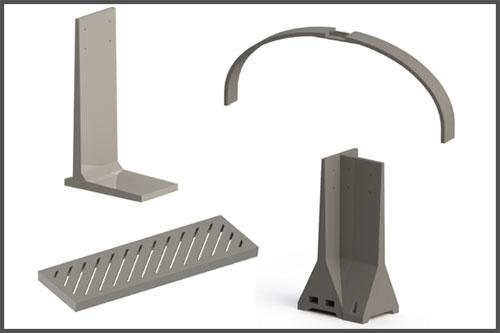 Precast Concrete Steel Moulds - KME Steelworks | Moulds for