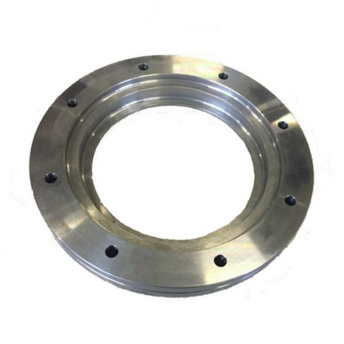 Hass VF5 CNC Machined Part