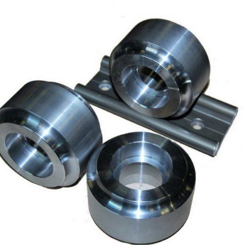 Hass DS30 SSY Machined Parts