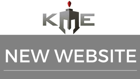 KME Steelworks New Website
