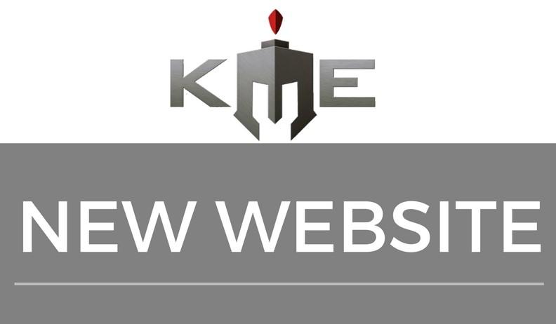 KME Steelworks New Website