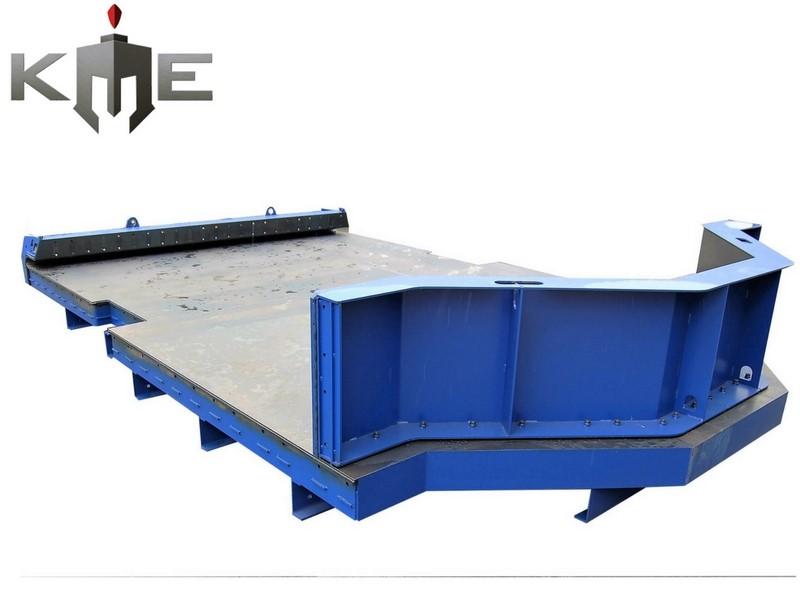 Edge Panel Steel Mould
