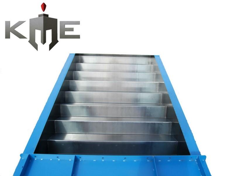 Stair Steel molds