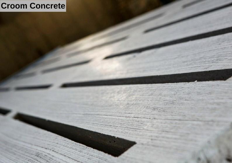 Slats steel molds