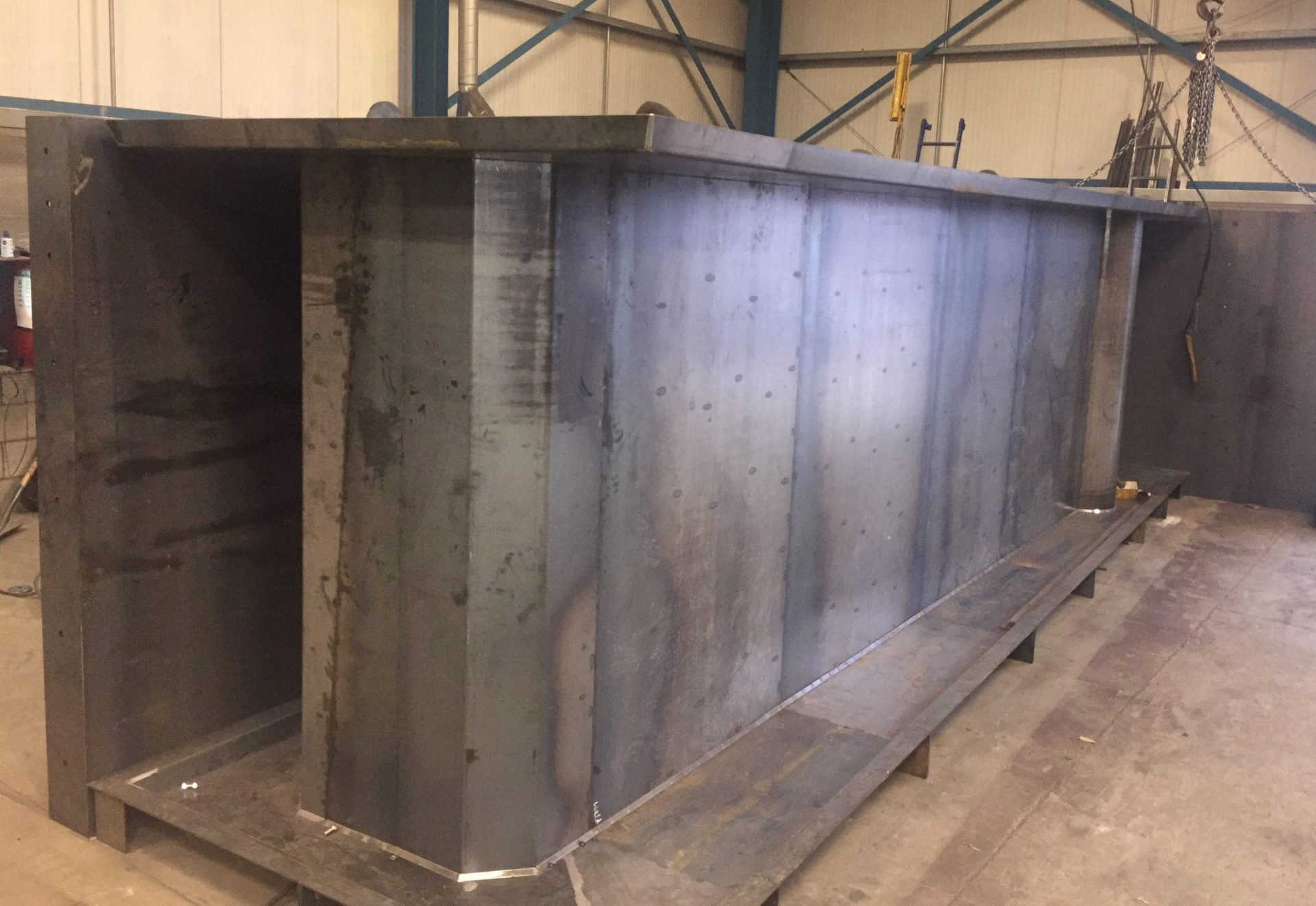 8m Culvert Steel Mould