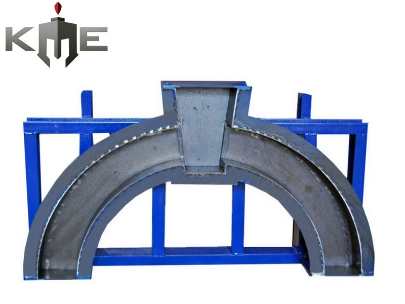 Bespoke steel mold