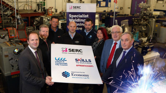 New Fabrication Apprenticeship to Address Skills Shortage